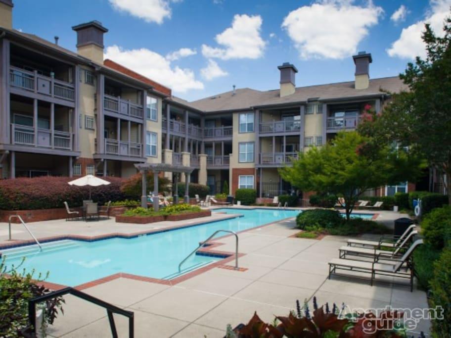 Ashford Park Apartments Reviews