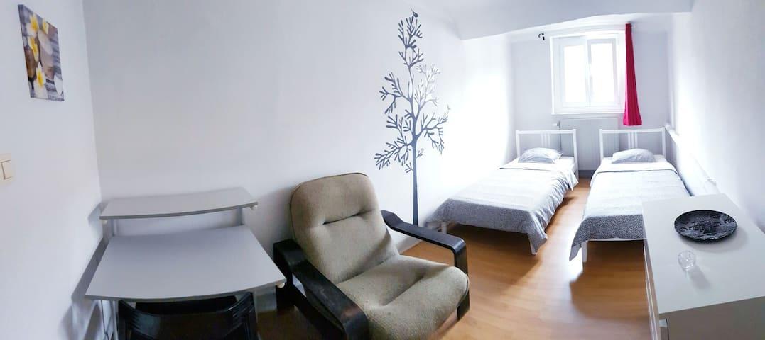 (5) Belle chambre calme et idéalement située