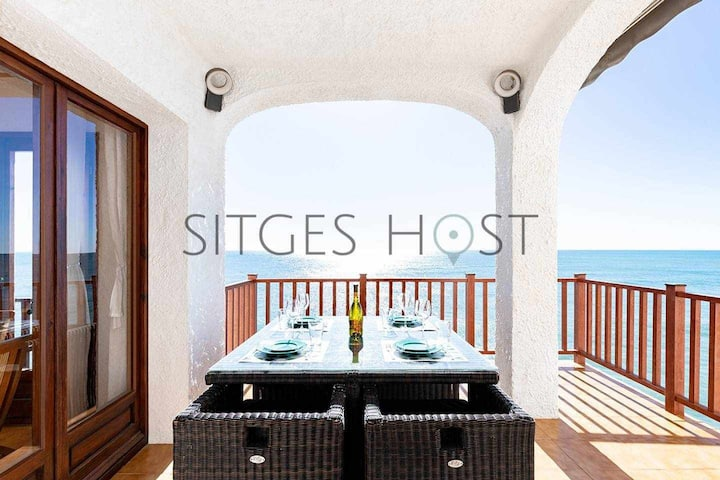 Sitges Casa del Mar - Live on the sea