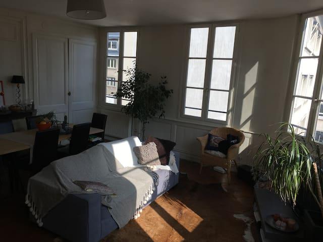 Appart  charmant hyper centre - Rouen - Apartemen