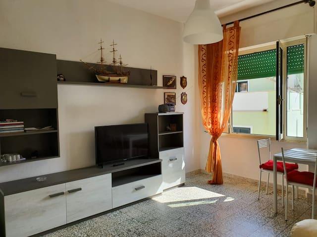 Appartamento con giardino confortevole in Sardegna