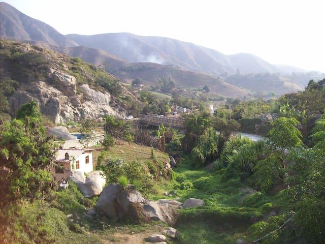 Chalet Shiran:  naturaleza y confort