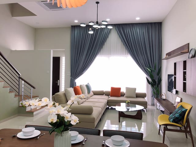 Kajang Modern House 5r Wedding Gathering 9min MRT