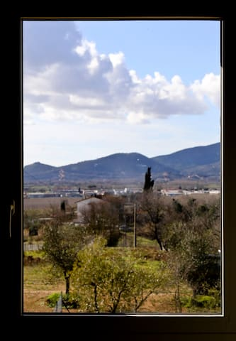 Your home in Tuscany's heart