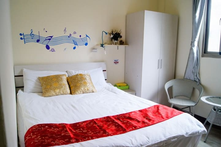 標準雙人房 - Jinhu Township