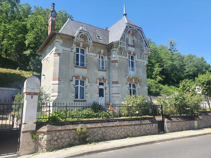 La Maison de Gabin &Augustin 5 CH Piscine