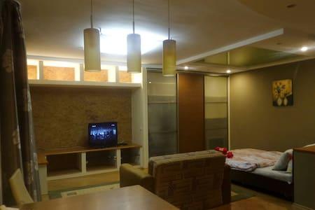 Апартаменты на Кунаева, 83 - Appartement