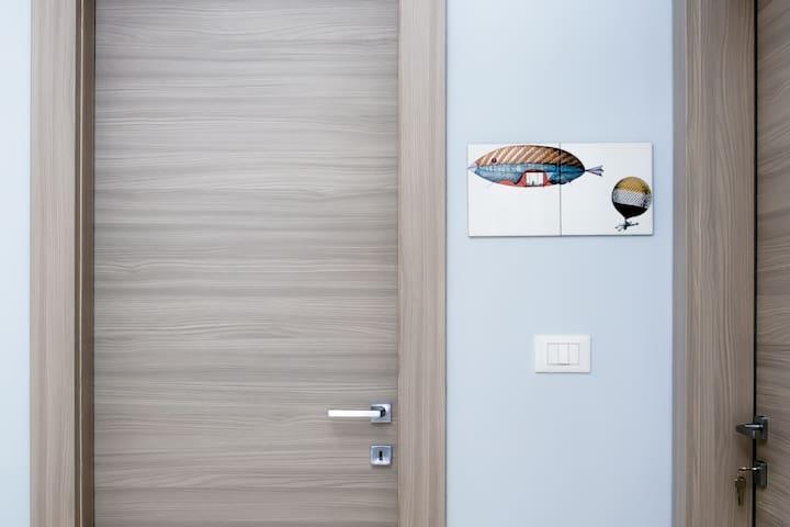 Fornasetti - Macchine Volanti - Room Flow