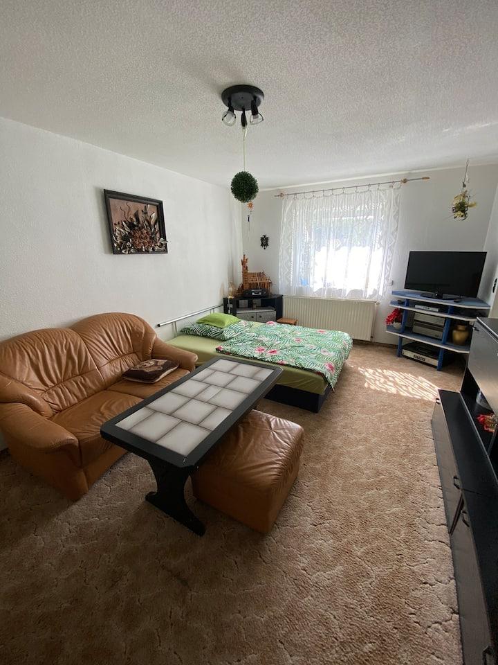 1 Zimmer Wohnung in Bad Salzdetfurth, idyllisch