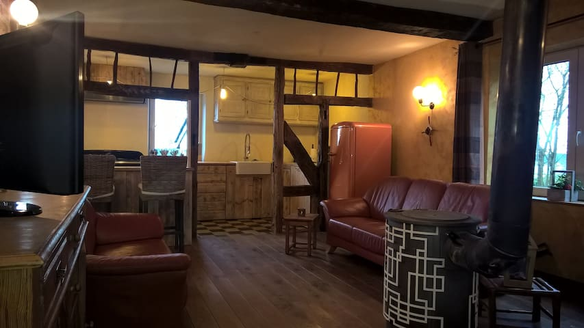 """""""Le Colombage"""" charmante woning met mooi zicht - Beauraing - House"""