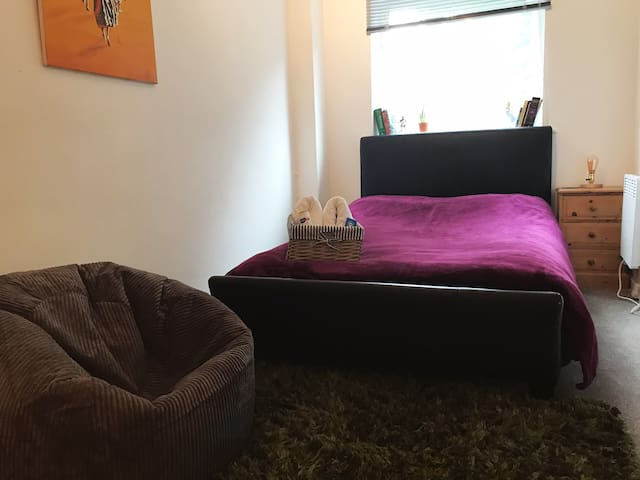 Cozy & Private room, 15 mins to central London