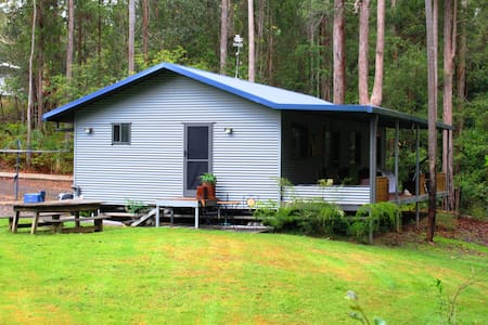 15 minutes to Mooloolaba on Rainforest Acreage - Ilkley - Hus