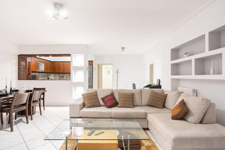 New apartment - centre of Athens, Lykabettus