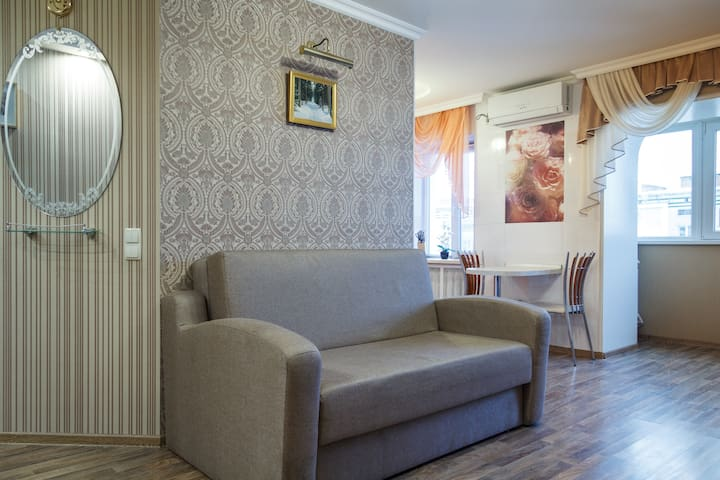 British style apartment - Poltava - Apartamento