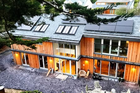 Rock, Cornwall, Private guest suite & access