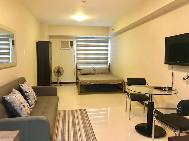 Spacious Family Staycation Quezon City