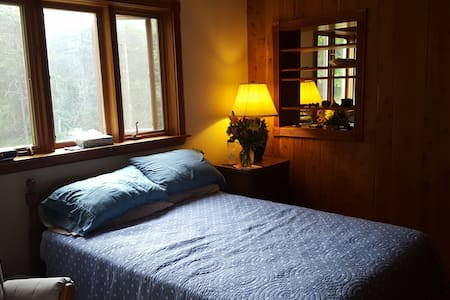 Peaceful, cozy room, beautiful area - rockbridge baths