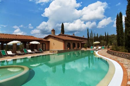 Villa i Prati* - Montaione - Villa