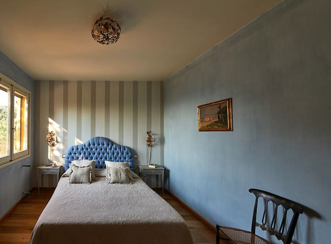 Le Maggioline Country House: Double Bedroom - Monsummano Terme - Dům