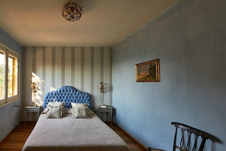 Le Maggioline Country House: Double Bedroom - Monsummano Terme - Haus