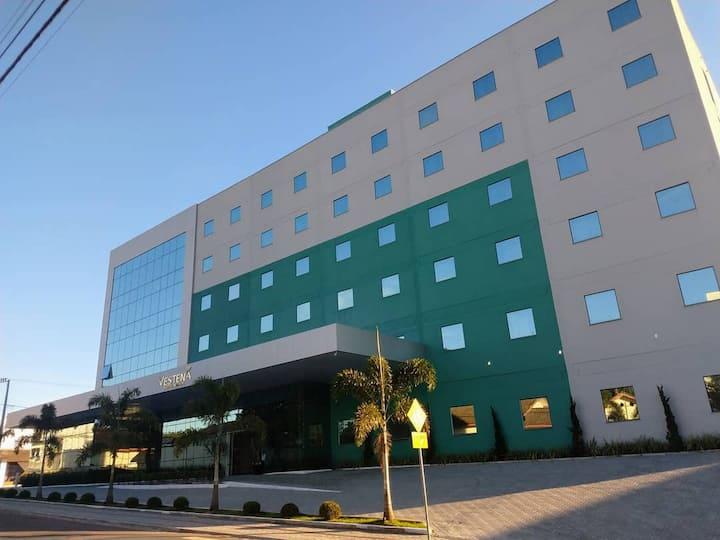 Apartamento para 2 pessoas - Vestena Hotel Indaial