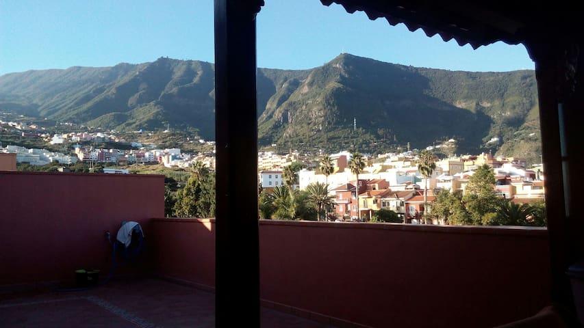 Hab. rústica Tenerife, surf, y eco. - Los Realejos - Casa