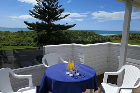 'Whakata Ohope' -  Beachfront Relaxing