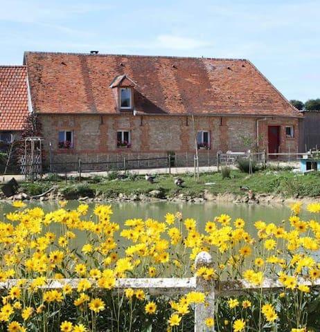 Gîte à la ferme en Haute-Normandie