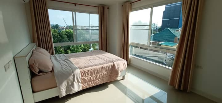 Bangsaray Beach Condominium 316 one bed room