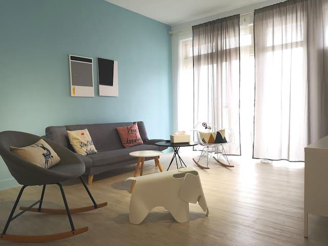 簡單生活simple house 台東市區 整層公寓 3間房 可容納6位房客