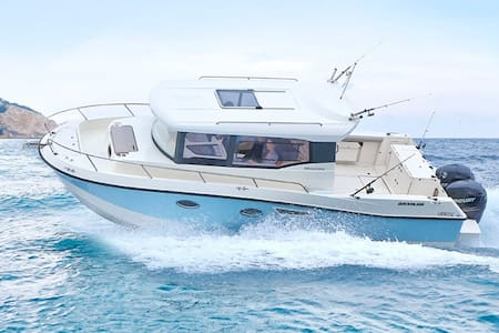 Brand new boat for 8 people - Novalja - Barco