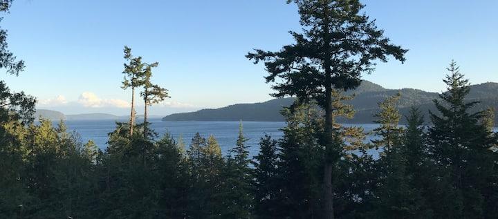 Three Orcas Island Rosario Condos with a View