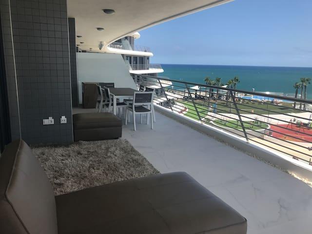 Apartamento Deluxe en primera línea de playa