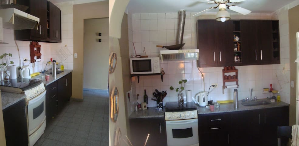 Habitación para 2 personas, en hermosa casa