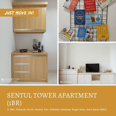 Sentul Comfy-Functional Apartment (👍 Prices)Bogor