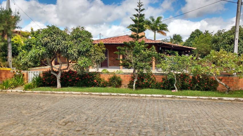 Casa de Campo no Condomínio Privê Recanto do Valle