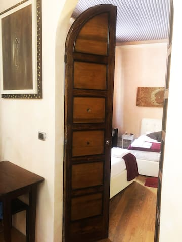 Appartamento Avanguardia nel cuore di Ferrara