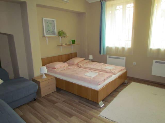 Taban Apartment - Budapest - Apartment