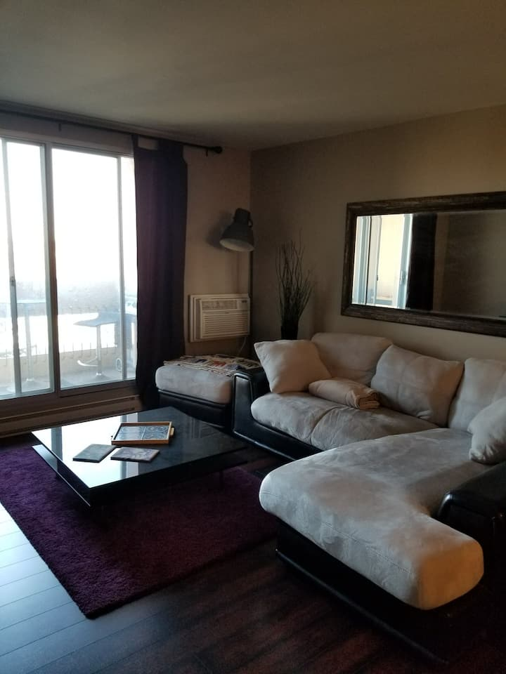 3 bed/1 bath condo in South end of Winnipeg