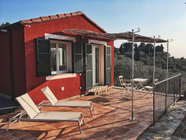 Relax olivi Casa Novaro appartamento Corbezzolo