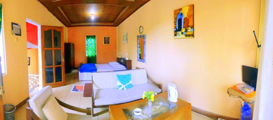 Private Villa, Newly Renovate Cozy - Anyer