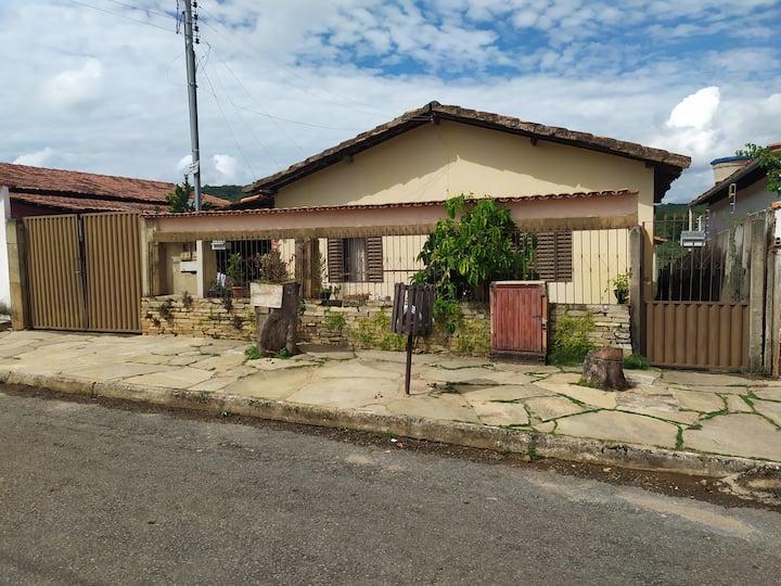 CASA DA VÓ - Casa inteira 3 quartos p/ família