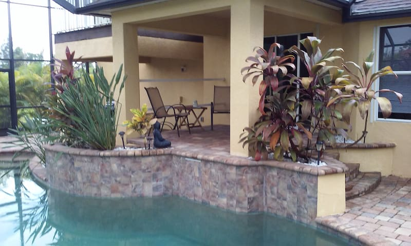 Happy Feeling priceless Vacation - Cape Coral - Villa