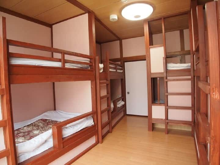 Private dormitory for both men and women