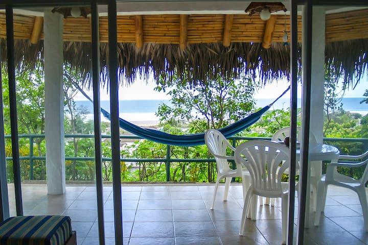 Tangare Ocean View Bungalow 1 / Kitchenette&Pool - Olon - Bungalow
