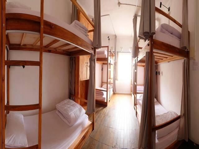 1 Bed I Vegetable Room I Shared I Tani Jiwo Hostel