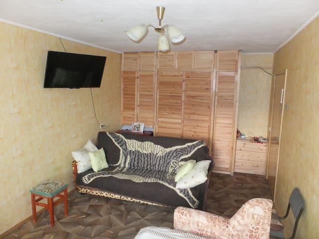 Квартира у реки Сестры  - Beloostrov - Lejlighed