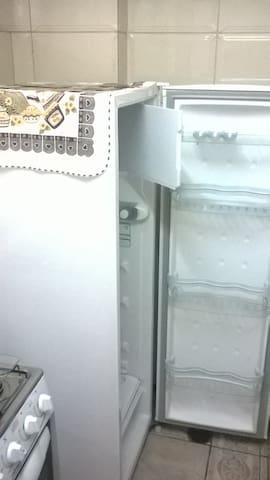 Refrigerador sempre limpo