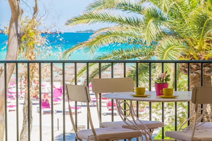 GARBALLONS 5 1D  - Apartment with sea views in Port d'Alcudia. Free WiFi