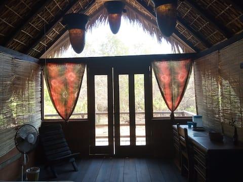 Petite Wood House, Mermejita Mazunte, Oaxaca-Mex